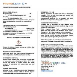 MicroLeaf