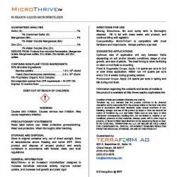 MicroThrive